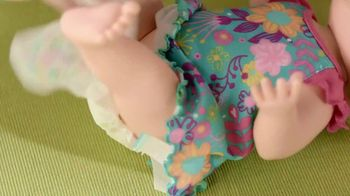 Baby Alive Happy Hungry Baby TV Spot, 'She's Happy and Hungry' - Thumbnail 5