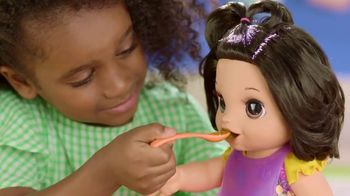 Baby Alive Happy Hungry Baby: She's Happy and Hungry thumbnail