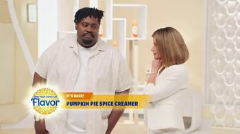 International Delight Pumpkin Pie Spice Creamer TV Spot, 'Creamer Case'