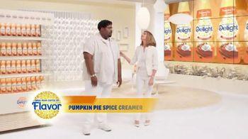 International Delight Pumpkin Pie Spice Creamer TV Spot, 'Creamer Case' - Thumbnail 5