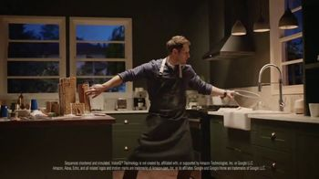 Delta Faucet Voice IQ Technology TV Spot, 'Command Your Kitchen'