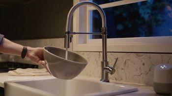 Delta Faucet Voice IQ Technology TV Spot, 'Command Your Kitchen' - Thumbnail 8