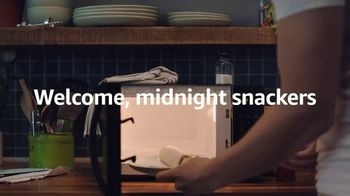 Amazon TV Spot, 'Welcome Midnight Snackers'