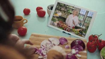 Postmates TV Spot, 'How to Make a Greek Salad' Featuring Martha Stewart - Thumbnail 7