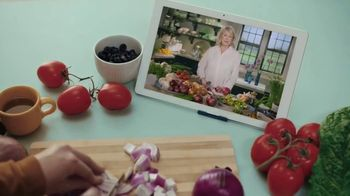 Postmates TV Spot, 'How to Make a Greek Salad' Featuring Martha Stewart - Thumbnail 1