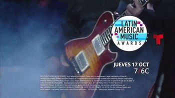 Telemundo TV Spot, 'Telemundo: Sorteo: 2019 Latin American Music Awards' [Spanish]