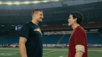 Verizon TV Spot, 'Can Rob Gronkowski Beat Verizon 5G?' Featuring Rob Gronkowski - 1 commercial airings