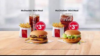 McDonald's Mini Meal TV Spot, 'Office Cubicles' - Thumbnail 4