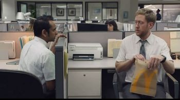 McDonald's Mini Meal TV Spot, 'Office Cubicles'