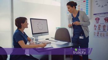 Trulicity TV Spot, 'Truly Powerful: Nurse'