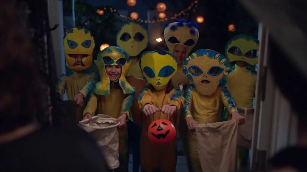 Halloween Butterfinger 2020 Voice Over Butterfinger TV Commercial, 'Trick or Treat'   iSpot.tv