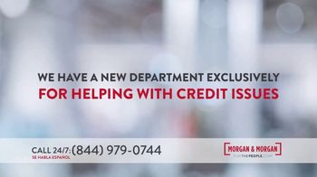 Morgan and Morgan Law Firm TV Spot, 'Credit Report Mistake or Identity Theft' - Thumbnail 5