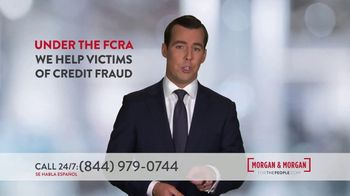 Morgan and Morgan Law Firm TV Spot, 'Credit Report Mistake or Identity Theft' - Thumbnail 6