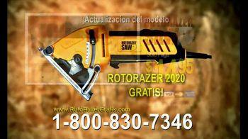 Rotorazer Saw TV Spot, 'Sierra de mano: Rotorazer 2020' [Spanish] - Thumbnail 6