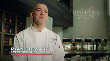 Universal Orlando Resort TV Spot, 'Bigfire Restaurant'