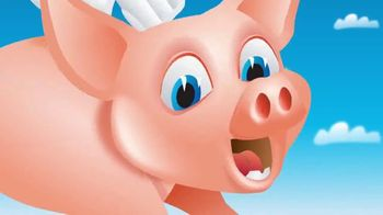 The Flying Pigs! Game TV Spot, 'Catch as Many as You Can'