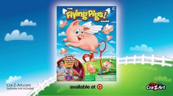 The Flying Pigs! Game TV Spot, 'Catch as Many as You Can' - Thumbnail 7