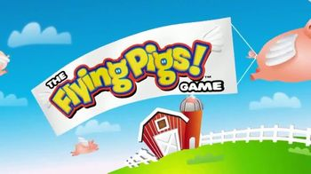 The Flying Pigs! Game TV Spot, 'Catch as Many as You Can' - Thumbnail 1