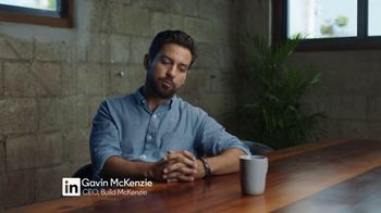 LinkedIn TV Spot, 'Gavin's Hiring Story' - Thumbnail 2
