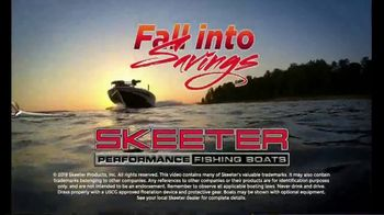 Skeeter Boats Fall Into Savings Event TV Spot, 'For Over 70 Years' - Thumbnail 9