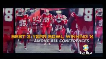 Sun Belt Conference TV Spot, 'Bowl Winners'
