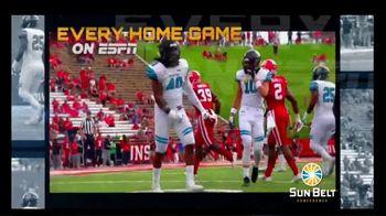 Sun Belt Conference TV Spot, 'Bowl Winners' - Thumbnail 9