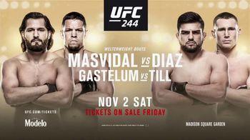UFC 244 TV Spot, 'Masvidal vs. Diaz'