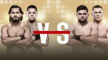 UFC 244 TV Spot, 'Masvidal vs. Diaz' - Thumbnail 9