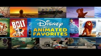 DIRECTV TV Spot, 'Disney Animated Favorites: Truly Enchanting' - Thumbnail 4