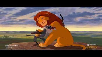 DIRECTV TV Spot, 'Disney Animated Favorites: Truly Enchanting' - Thumbnail 9