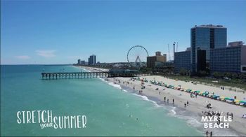 Visit Myrtle Beach TV Spot, 'Stretch Your Summer' Song by Hootie and the Blowfish - Thumbnail 1
