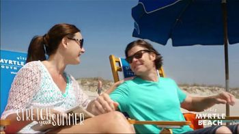 Visit Myrtle Beach TV Spot, 'Stretch Your Summer' Song by Hootie and the Blowfish - Thumbnail 3