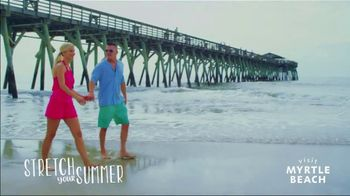 Visit Myrtle Beach TV Spot, 'Stretch Your Summer' Song by Hootie and the Blowfish - Thumbnail 5