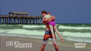 Visit Myrtle Beach TV Spot, 'Stretch Your Summer' Song by Hootie and the Blowfish - Thumbnail 6