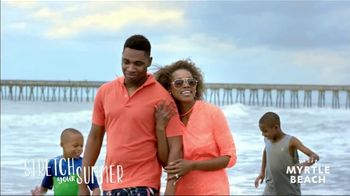 Visit Myrtle Beach TV Spot, 'Stretch Your Summer' Song by Hootie and the Blowfish