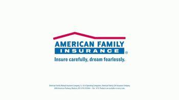 American Family Insurance TV Spot, 'Small Business, Big Dreams: Ultimate Dream' Feat. Derek Jeter - Thumbnail 10