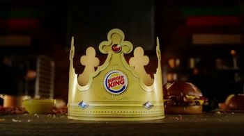 Burger King Pretzel Bacon King TV Spot, 'Crowned With Pretzel Bun' - Thumbnail 9