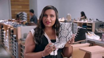 DSW TV Spot, 'Shop the Perfect Fall Shoes' Featuring Mindy Kaling - Thumbnail 3