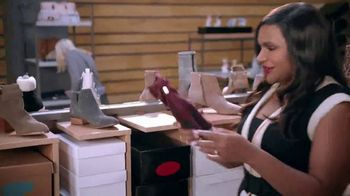 DSW TV Spot, 'Shop the Perfect Fall Shoes' Featuring Mindy Kaling - Thumbnail 6