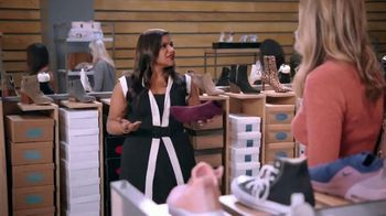 DSW TV Spot, 'Shop the Perfect Fall Shoes' Featuring Mindy Kaling - Thumbnail 9