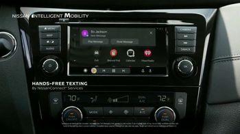 Nissan TV Spot, 'Heisman House: Fantasy Trade' Ft. Eddie George, Kyler Murray and Bo Jackson [T1] - Thumbnail 3