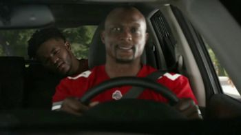 Nissan TV Spot, 'Heisman House: Fantasy Trade' Ft. Eddie George, Kyler Murray and Bo Jackson [T1] - Thumbnail 5