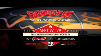 Goodguys Lone Star Nationals TV Spot, '2019 Texas Motor Speedway: Cruise Out ' - Thumbnail 7