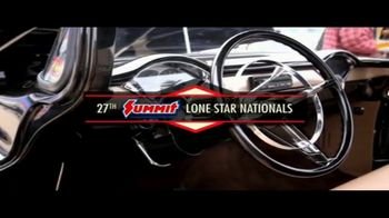 Goodguys Lone Star Nationals TV Spot, '2019 Texas Motor Speedway: Cruise Out '