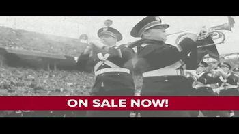 The Ohio State University Buckeyes Football TV Spot, 'Be Here: Single Game Tickets'