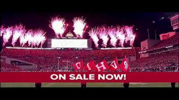 The Ohio State University Buckeyes Football TV Spot, 'Be Here: Single Game Tickets' - Thumbnail 3