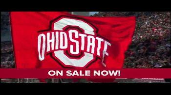 The Ohio State University Buckeyes Football TV Spot, 'Be Here: Single Game Tickets' - Thumbnail 4