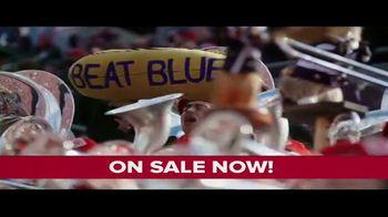 The Ohio State University Buckeyes Football TV Spot, 'Be Here: Single Game Tickets' - Thumbnail 7