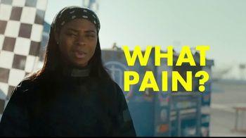 Advil Liqui-Gels TV Spot, 'What Pain: Fast Acting Power Over Pain' Ft. Brehanna Daniels - Thumbnail 9