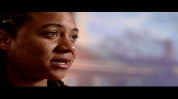BTN LiveBIG TV Spot, 'Rutgers' Danielle King Looks Forward While Reaching Back'
